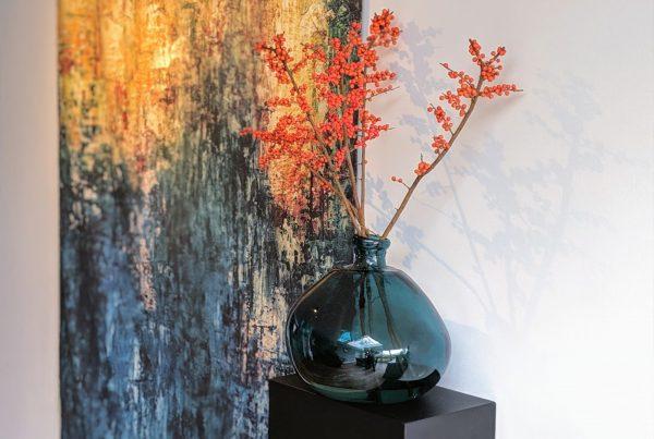 Decoratie zorgt voor verbinding en samenhang, voor sfeer en stijl.