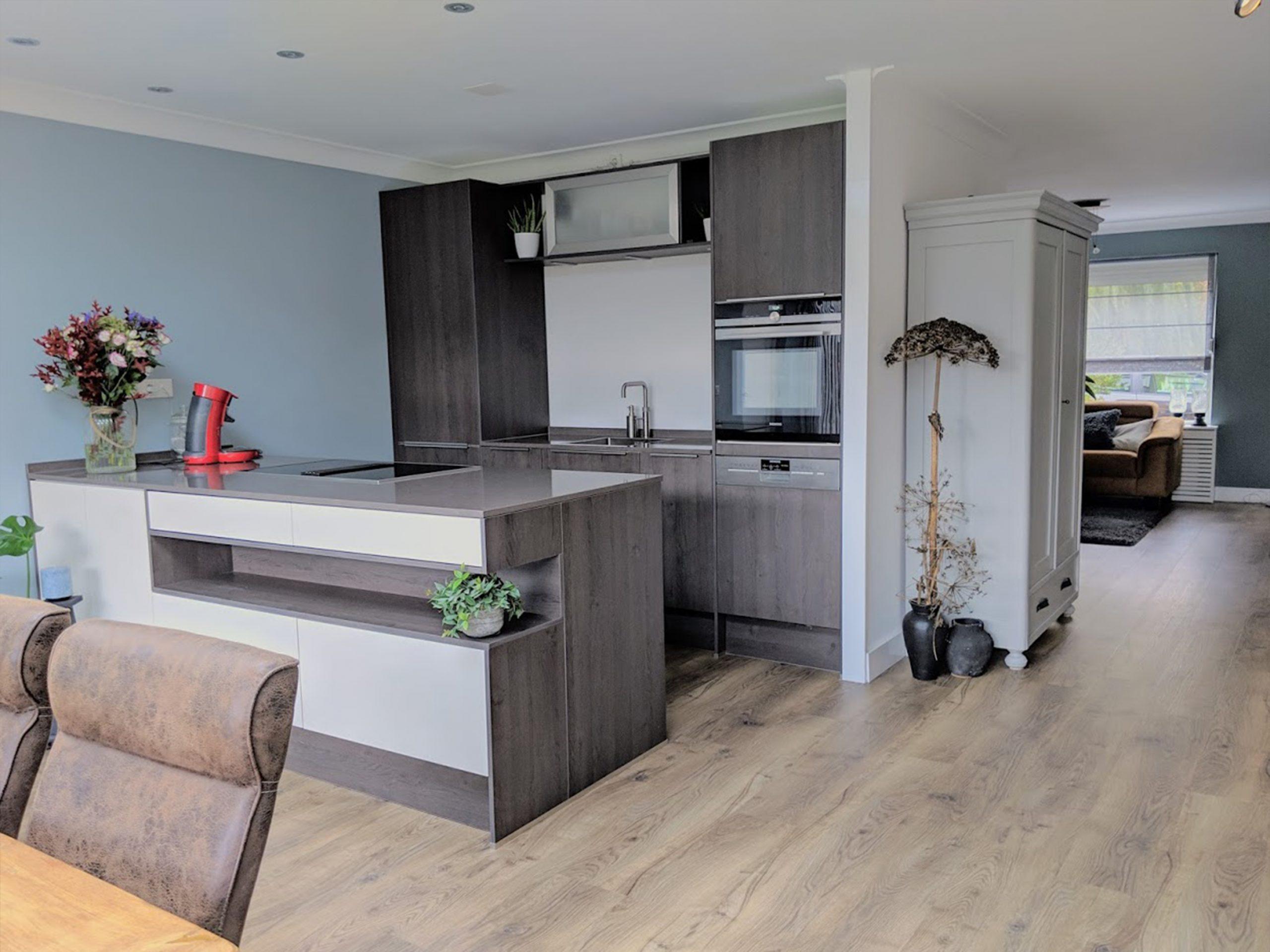 De keuken kan het hart van je woonkamer worden.
