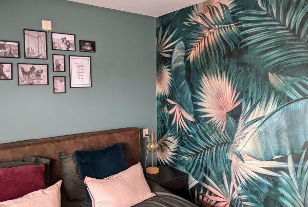 stylling slaapkamer, meer sfeer en kleurgebruik